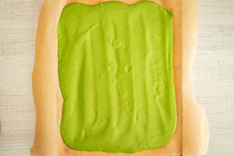 Rolada szpinakowa z warzywami - Krok 2