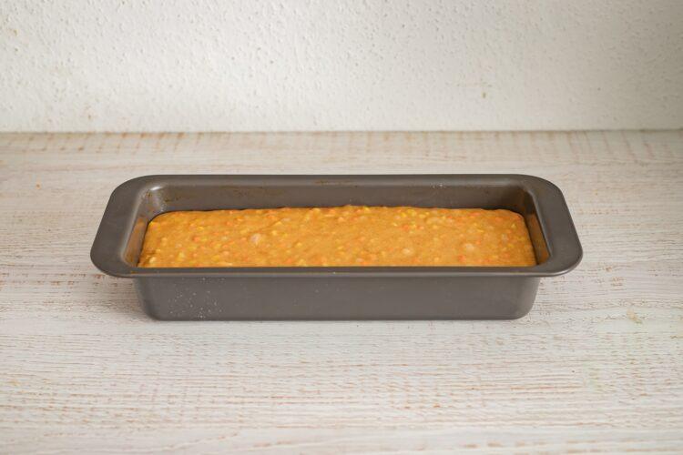 Szybkie ciasto marchewkowe - Krok 4