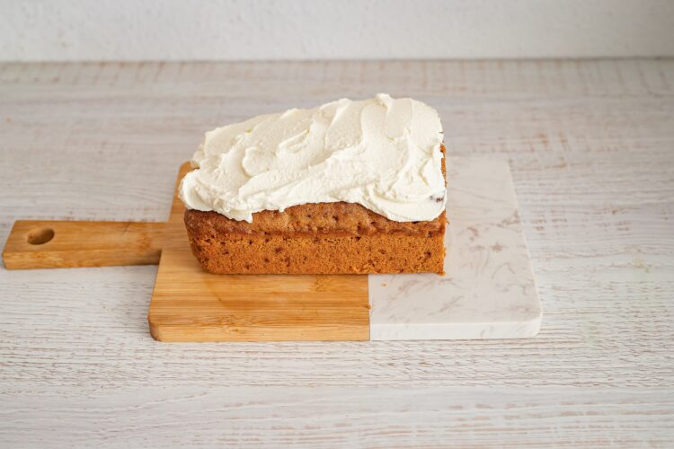 Szybkie ciasto marchewkowe - Krok 5
