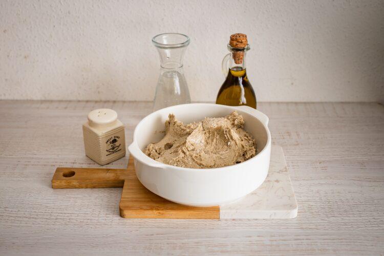 Chleb żytni na zakwasie z soczewicą - Krok 2