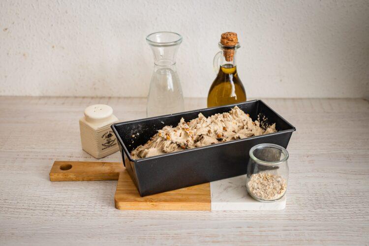 Chleb żytni na zakwasie z soczewicą - Krok 4
