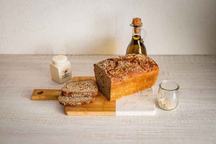 Chleb żytni na zakwasie z soczewicą - Krok 5