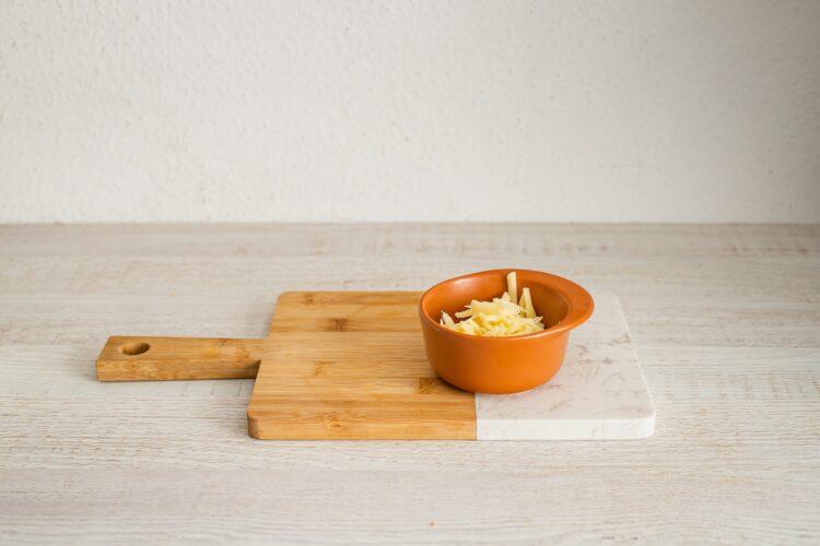 Ziemniaki faszerowane kaszÄ… z dyniÄ… - Krok 2